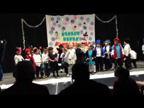 Colors of Winter - by Village Montessori Center Room 3