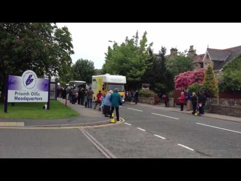 Highland Council Olympic Torch Relay