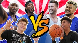 1v1 King of the Court w/ Jesser, Kris London, Bone Collector & MORE!