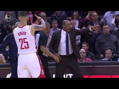 The Pat And Aaron Show - VIDEO : Austin Rivers Mocks His Dad As He's Ejected From NBA Game