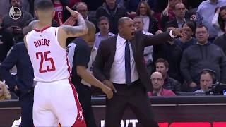Austin Rivers Gets Doc Rivers Ejected, Tells Refs To Give Him A Technical