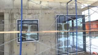 обзор работ по вентилируему фасаду