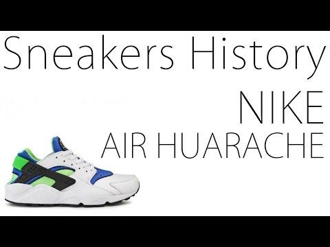 【スニーカー】Sneakers History #27/NIKE AIR HUARACHE(ナイキ エアハラチ)