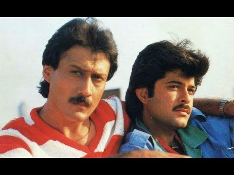 Anil Kapoor & Jackie Shroff  Fight: Ego Tussle Made Biggest Fiop of Their Career
