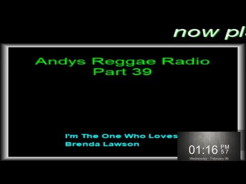 Andys Reggae Radio-Part 39