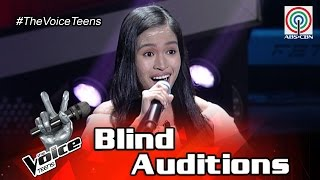 The Voice Teens Philippines Blind Audition: Mica Becerro - Queen Of The Night (Magic  Flute)