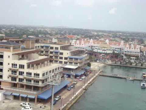 Oranjestad,Aruba Feb.24th.MPG Travel Video