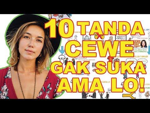 Hati-Hati Nih! 10 Tanda Cewe Gak Suka Sama Lo