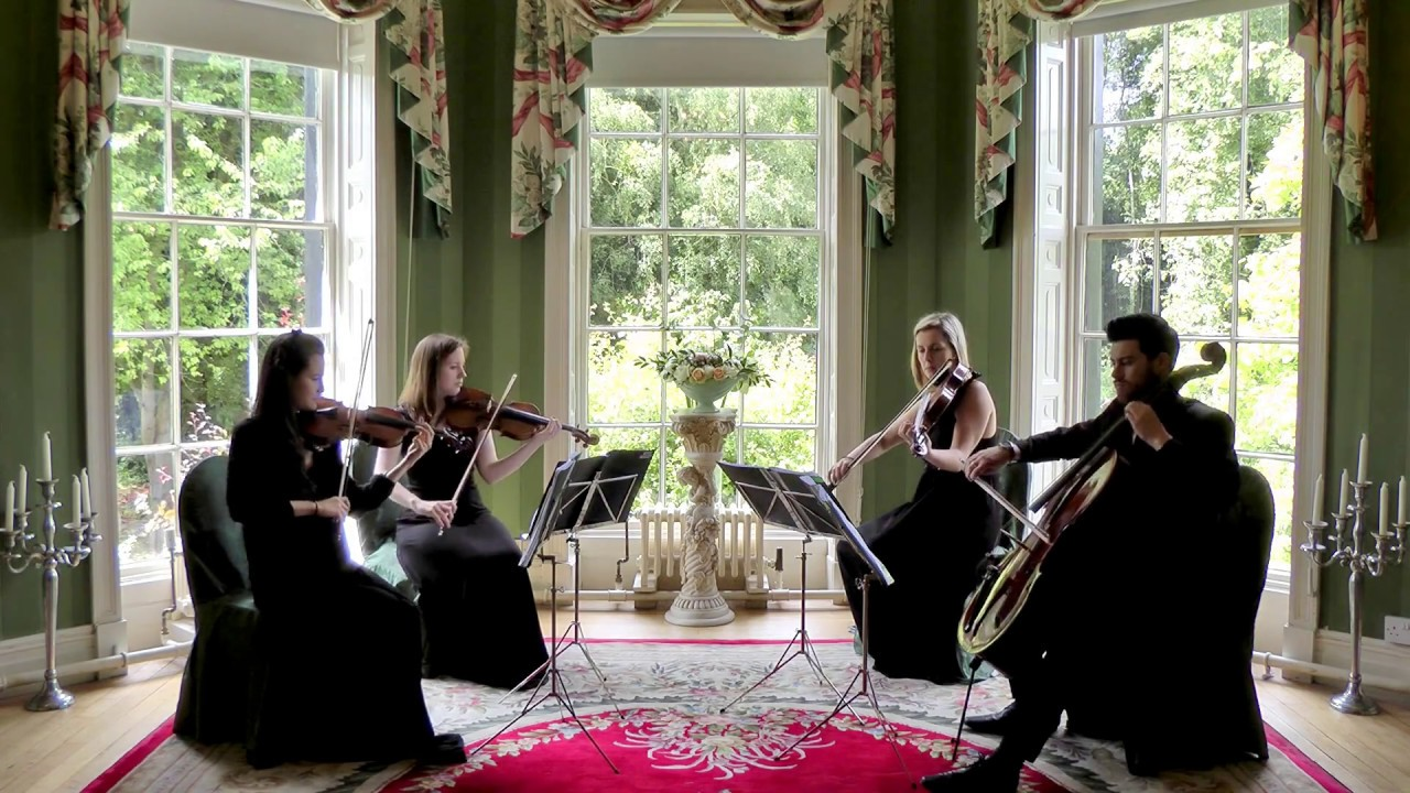 Life On Mars David Bowie Wedding String Quartet