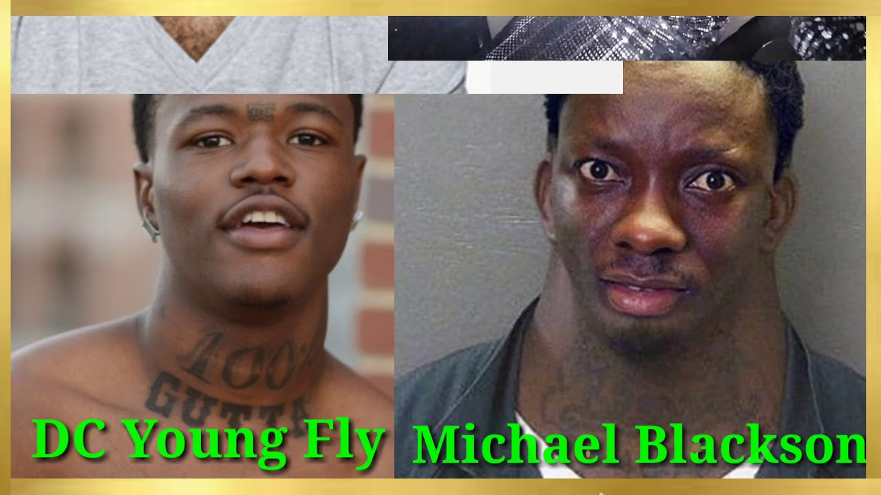 Geisha305: Charles Dion McDowell arrested again(Neck Guy)