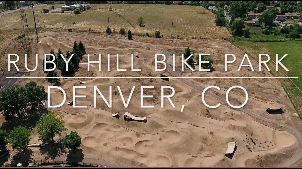 Denver Colorado Builds a 7 acre BMX and Mountain bike park