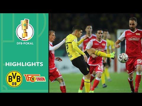 Borussia Dortmund vs. 1. FC Union Berlin 3-2 a.e.t.   Highlights   DFB-Pokal 201