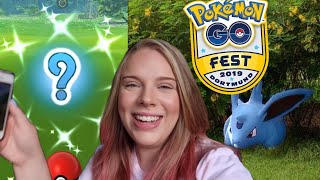 SHINY NIDORAN MALE IN POKÉMON GO! + Guaranteed Shiny From Jump Start Research Quest!