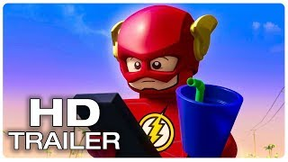 LEGO DC Super Heroes The Flash Trailer 2 (New Movie Trailer 2018) Animated Movie HD