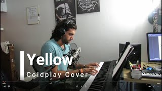Yellow - Coldplay Cover