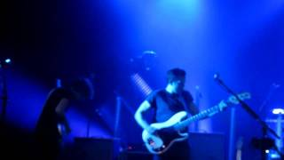 M83 - Intro Featuring Zola Jesus Live @ The Music Box 11-9-11 in HD
