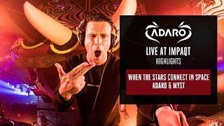 Смотреть клип Adaro & Myst Ft. Cadence Xyz - When The Stars Connect In Space