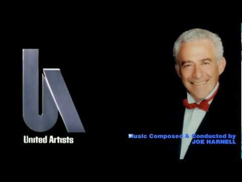 Joe Harnell's music theme from UNITED ARTISTS Logo (Alt notes version) 1982.