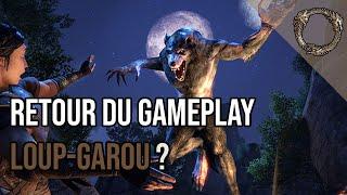 Les Nouvelles Compétences du Loup-Garou - Greymoor - The Elder Scrolls Online