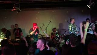 Смотреть видео Natry @ Afisha club 9.12.16. Москва #9 онлайн