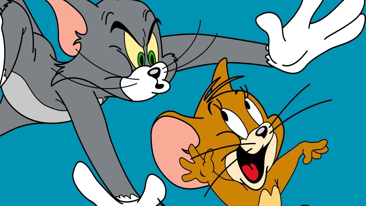 New cartoons in urdu Tom and Jerry