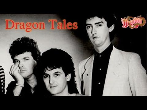 Dragon Tales - Recent Interviews with Todd Hunter, Alan Mansfield, Kerry Jacobson and Robert Taylor