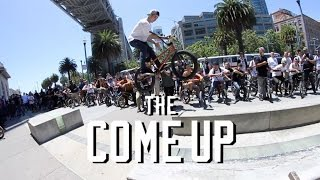 BMX - HUGE STREET SERIES JAM IN SAN FRANCISCO