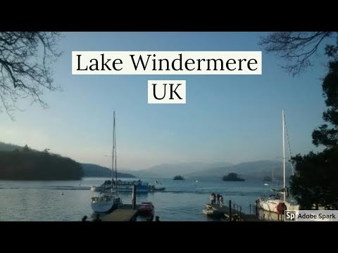 Travel Guide Lake Windermere Lake District Cumbria UK