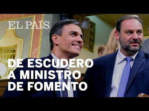JOSÉ LUIS ÁBALOS, ministro de Fomento de Pedro Sánchez