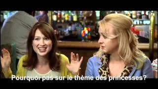 Bridesmaids trailer vostfr (Demoiselles d'honneur Bande Annonce VF)