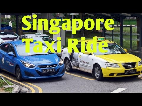 SINGAPORE | Taxi Ride From Punggol to Novina