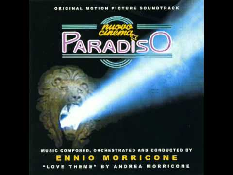 Ennio Morricone - Nuovo Cinema Paradiso (1988)