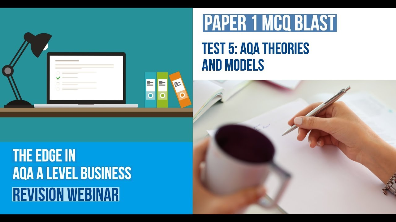 The Edge in AQA A Level Business - Paper 1 MCQ… | Business