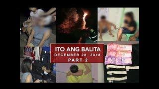 UNTV: Ito Ang Balita (December 28, 2018) PART 2