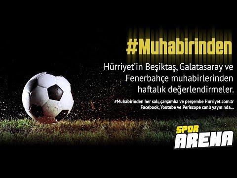 #Muhabirinden Fenerbahçe camiasından Spor Arena gecesinde TFF'ye hakem sitemi...
