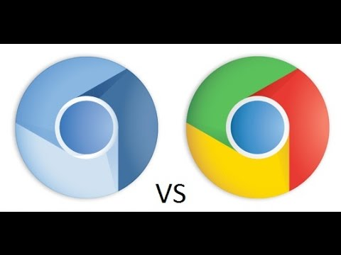 [Benchmark] Chromium VS Chrome | x64 | 2017 | Ultra HD
