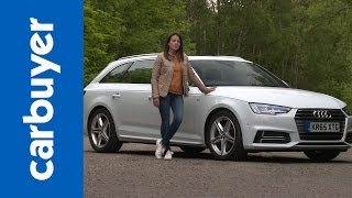 Audi A4 Avant in-depth review - Carbuyer