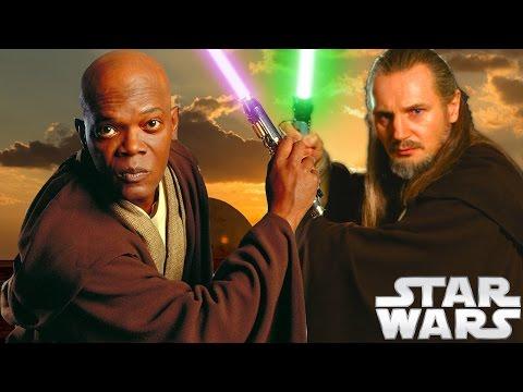 Was Qui Gon Jinn More Powerful Than Mace Windu? - Star Wars Explained