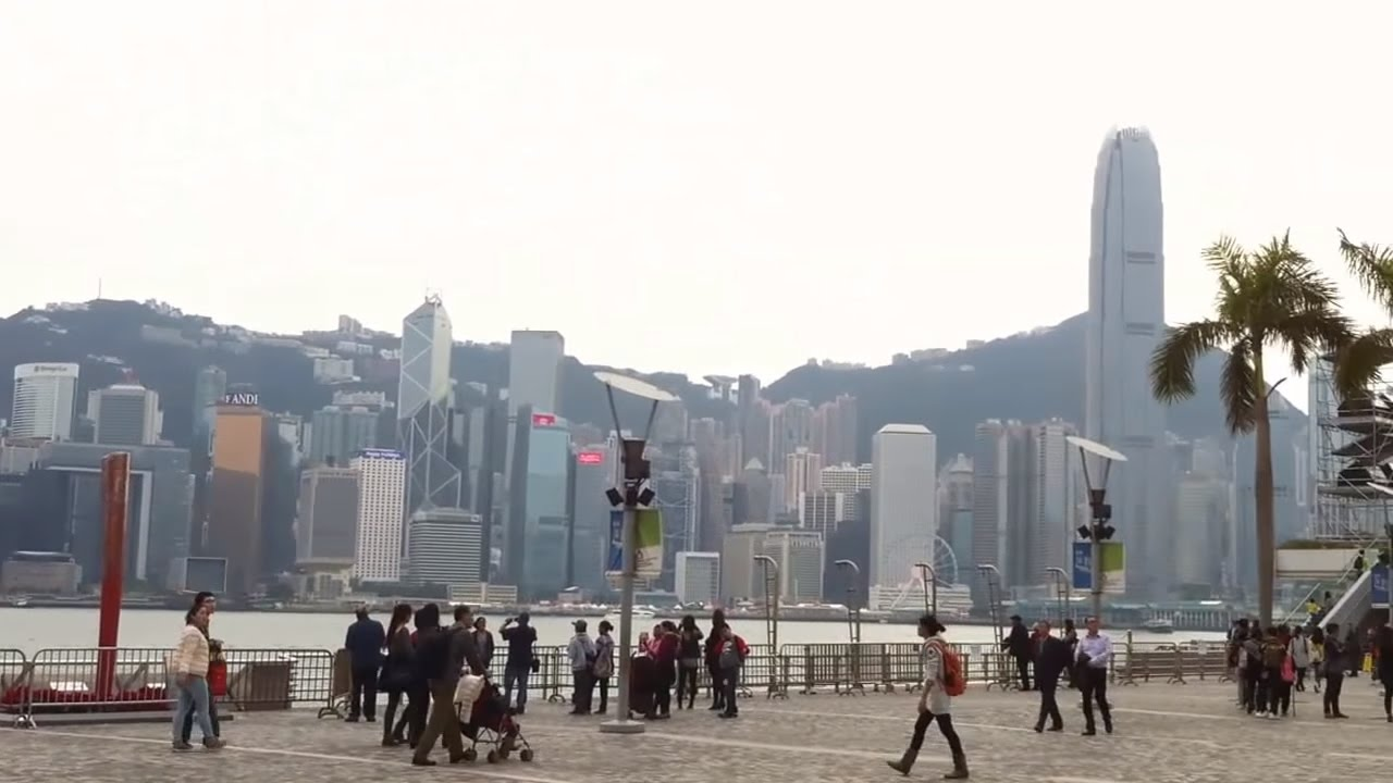 how to get to victoria peak from tsim sha tsui