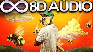 Tyler, The Creator - See You Again ft. Kali Uchis 🔊8D AUDIO🔊