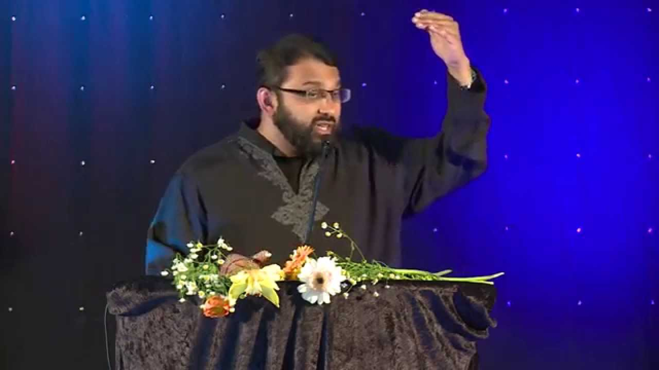 Are there verses in the Quran about ufo's? - Q&A - Sh. Dr. Yasir Qadhi