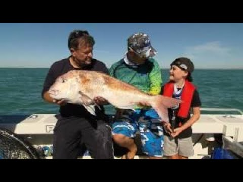 IFISH Huge Snapper South Australia - Full Episode