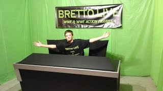 WWE Comintater table Reveal!!!!!