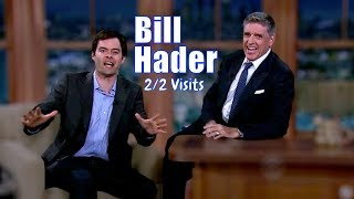 Bill Hader - Has The Cutest Laugh - 2/2 Appearances [720p]