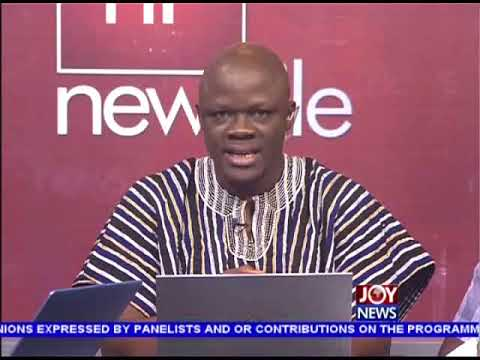 GFA is not above the law -  Newsfile on JoyNews (20-1-18)