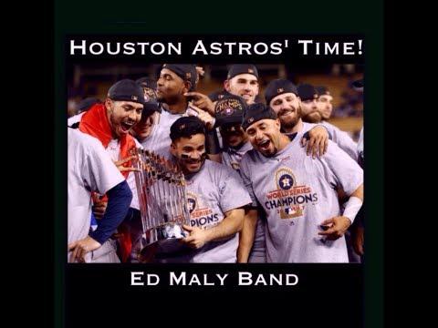 Houston Astros' Time!