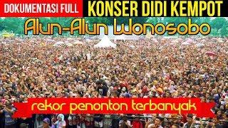 Download REKOR PENONTON TERBANYAK KONSER DIDI KEMPOT
