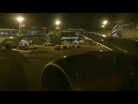 Qatar Airways Boeing 777-300ER [Amazing Sound!] | Engine Start and Takeoff Doha