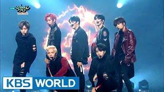 GOT7 - Hard Carry (하드캐리) [Music Bank / 2016.10.14]
