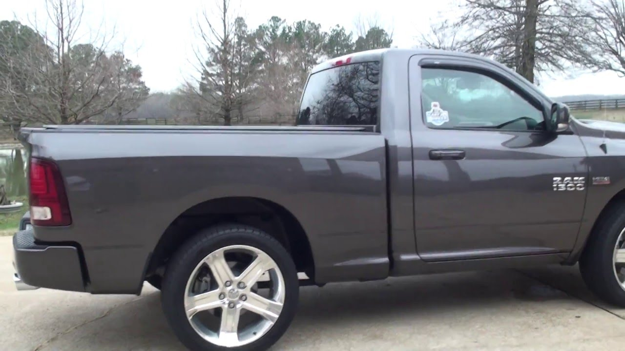 hd video 2014 dodge ram 1500 r7 hemi granite crystal v8 for sale info www sunsetmotors com youtube. Black Bedroom Furniture Sets. Home Design Ideas